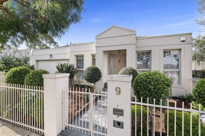 Picture of 1/9 Cromwell Street, BURWOOD VIC 3125