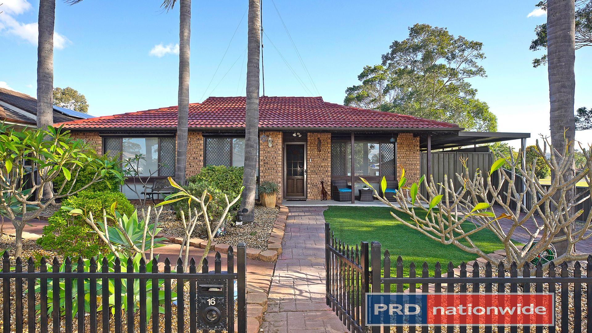 16 Glenbrook Street, Jamisontown NSW 2750, Image 1