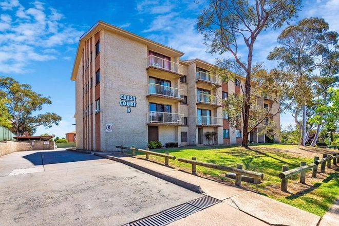 Picture of 37/5 Crest Road, CRESTWOOD NSW 2620