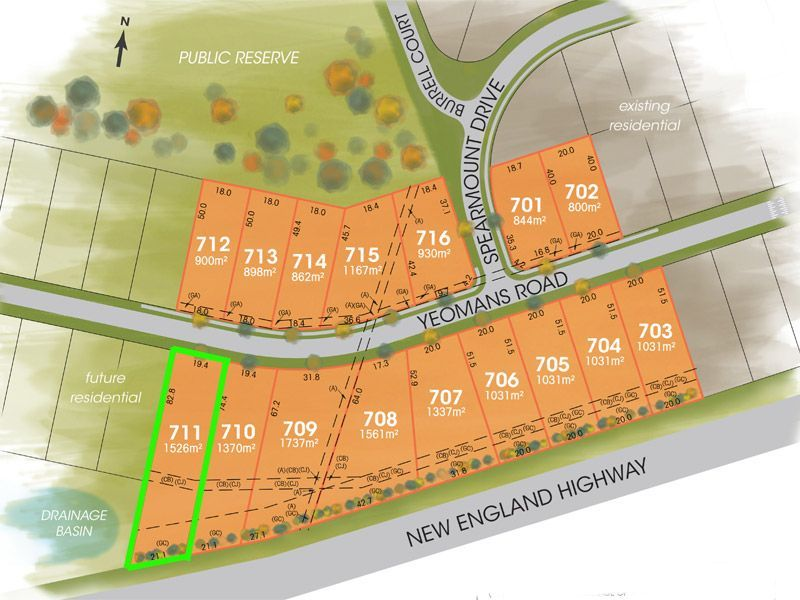 711 The Foothills Estate, Armidale NSW 2350, Image 0