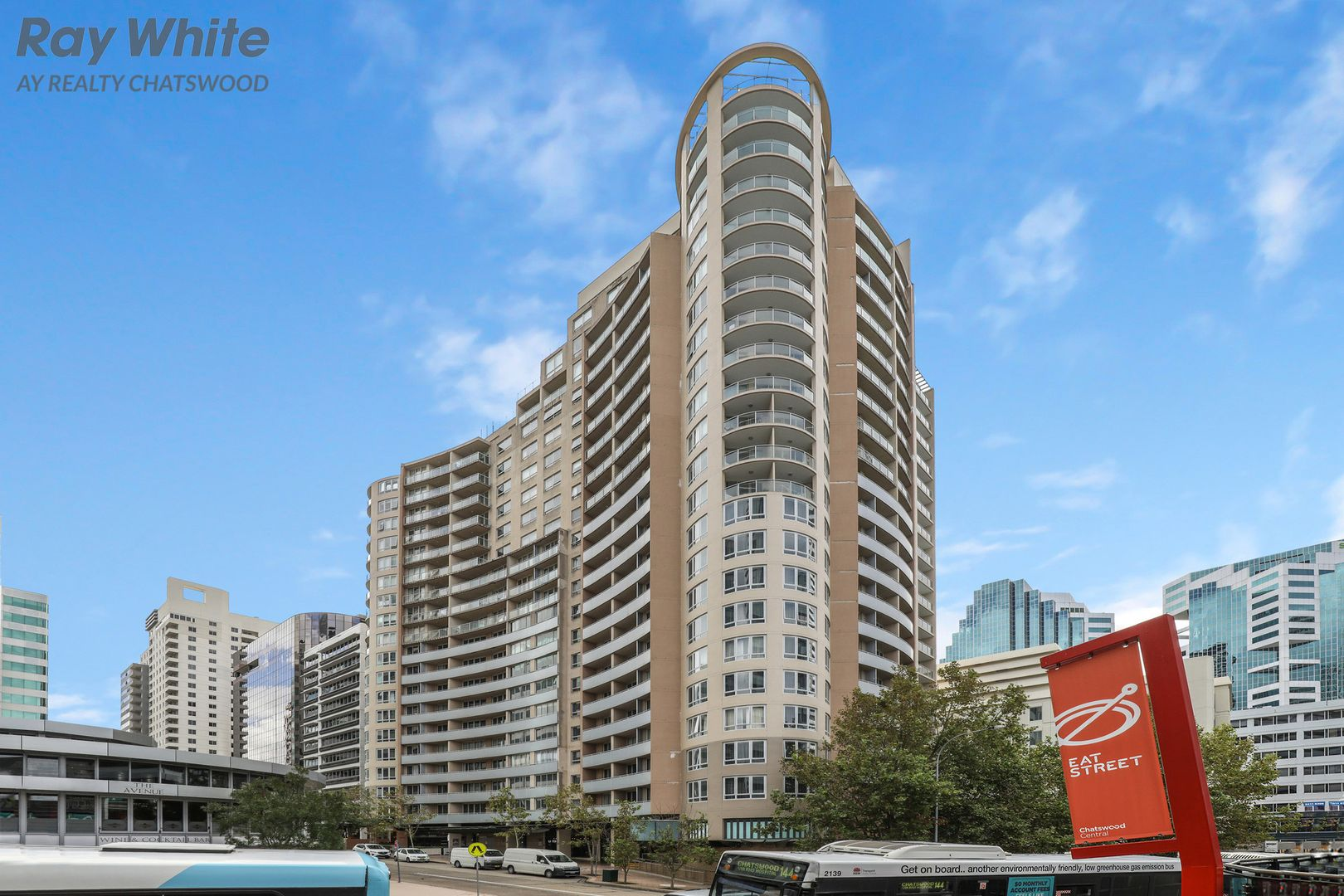 1303/8 Brown Street, Chatswood NSW 2067, Image 0