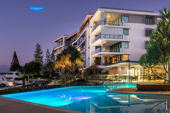 Picture of 2501/323 Bayview Street, HOLLYWELL QLD 4216