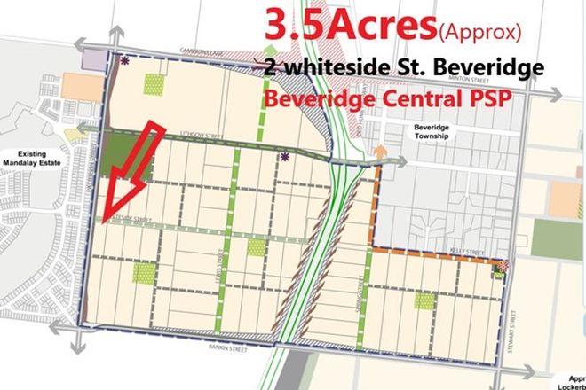 Picture of Whiteside street, BEVERIDGE VIC 3753
