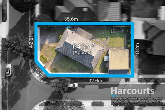Picture of 50 Alexander Street, HALLAM VIC 3803