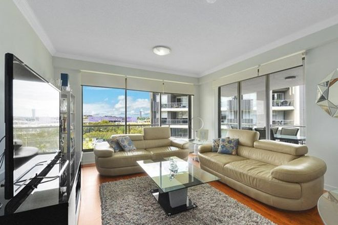 Picture of 1601/141 Campbell Street, BOWEN HILLS QLD 4006