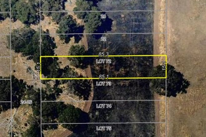 Picture of Lot/72 Victoria Parade, DONNYBROOK WA 6239