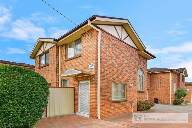 Picture of 1/24 Hevington Road, AUBURN NSW 2144