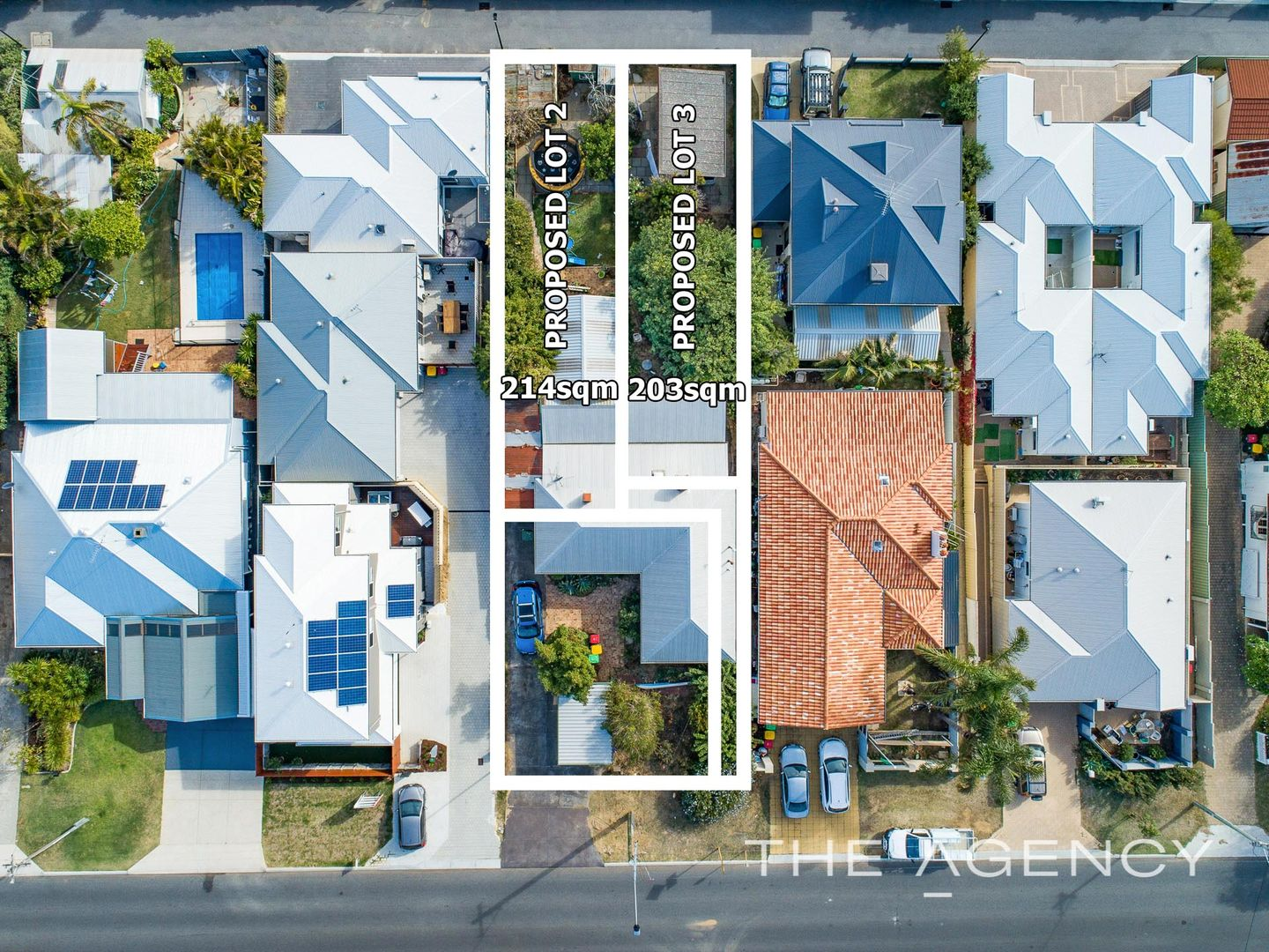 Proposed Lot 2 and 3 Duke Street, Scarborough WA 6019, Image 0