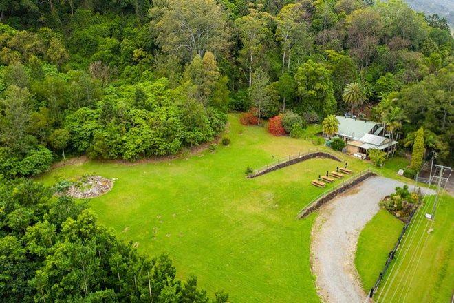 Picture of 3175 Nerang Murwillumbah Road, NATURAL BRIDGE QLD 4211