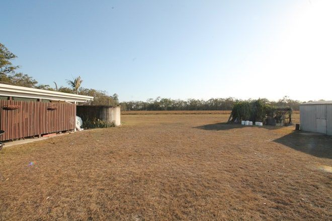 Picture of 44 Nicoholl Road, BRANYAN QLD 4670