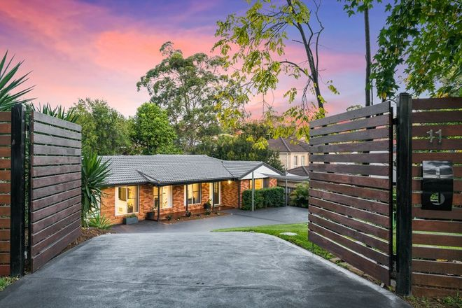 Picture of 11 Maralinga Place, WEST PENNANT HILLS NSW 2125