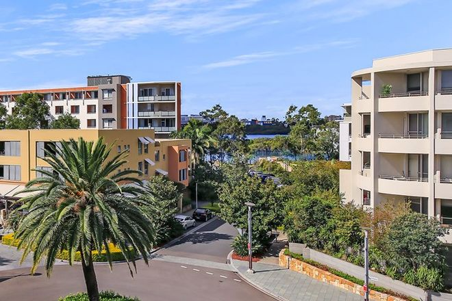 Picture of 312/1 The Piazza, WENTWORTH POINT NSW 2127