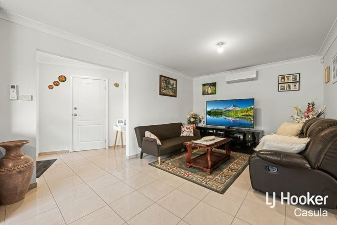 Picture of 37 Flame Tree Street, CASULA NSW 2170
