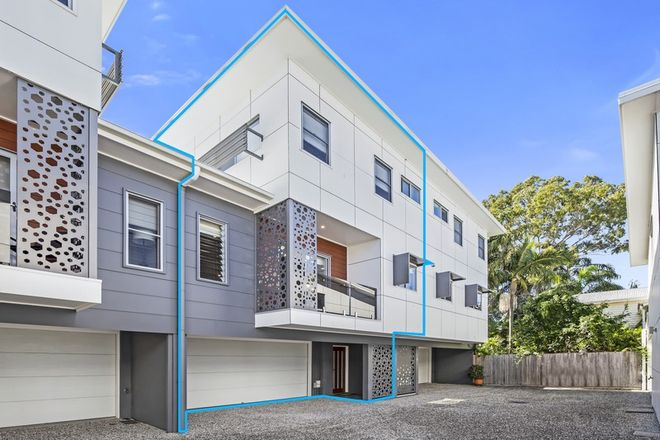 Picture of 4/25 Mullens Street, HAWTHORNE QLD 4171