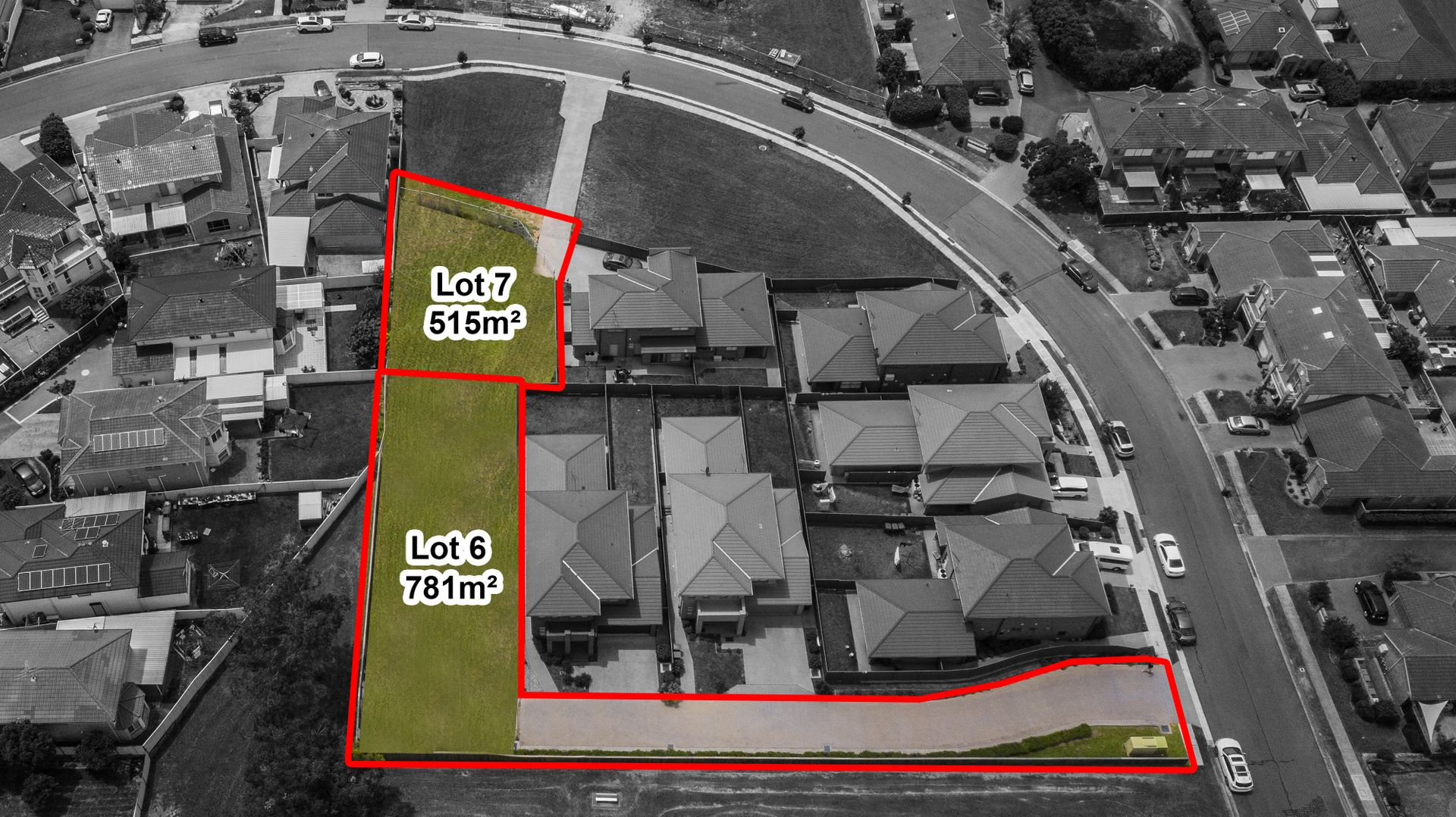 Lots 6 and 7 (88 and 70) McCarthy Street, Fairfield West NSW 2165, Image 0