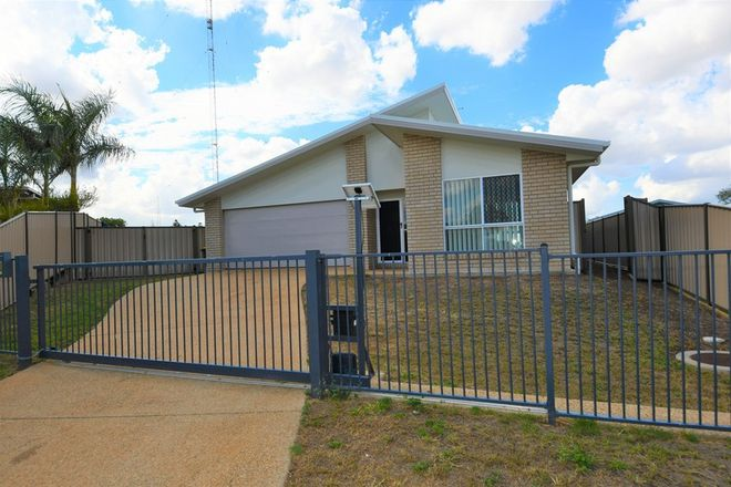 Picture of 10 Kent Court, GRACEMERE QLD 4702