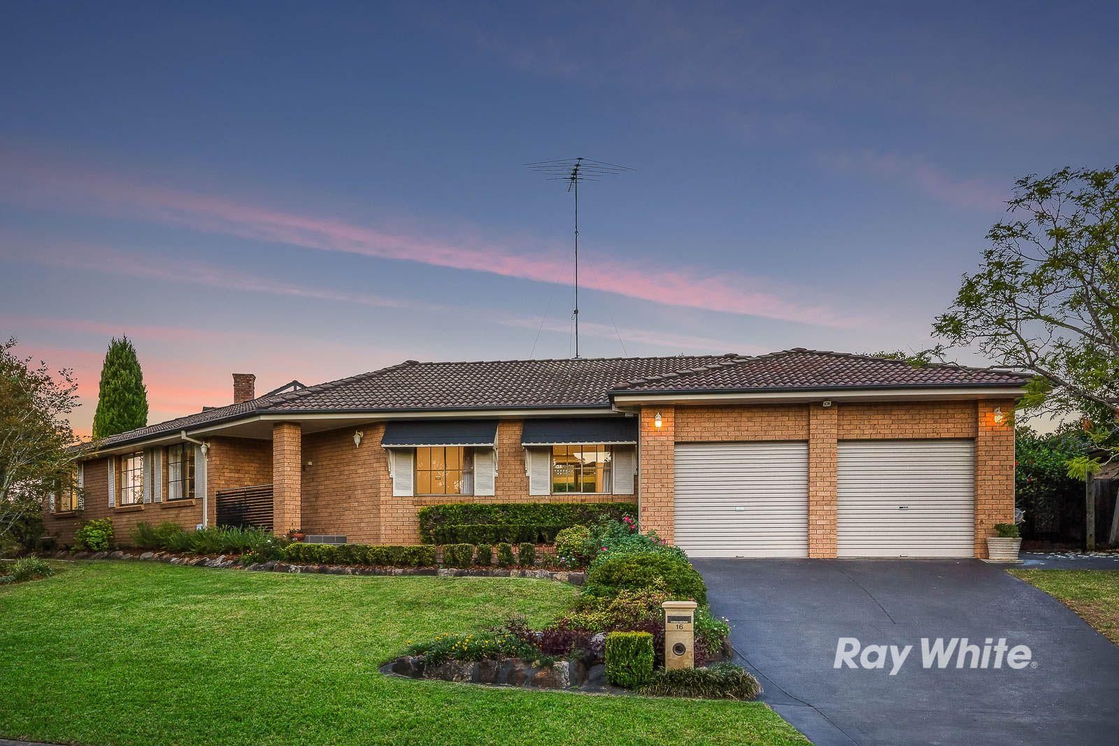 16 Chiltern Crescent, Castle Hill NSW 2154, Image 0