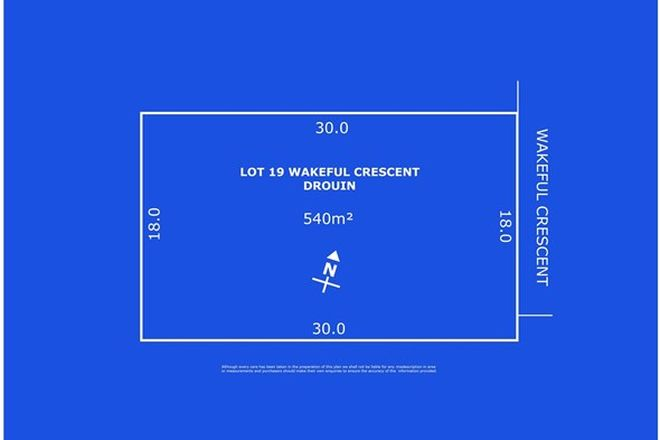 Picture of Lot 19 Wakeful Crescent, DROUIN VIC 3818