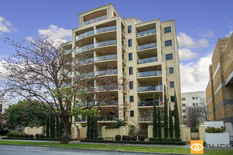 12/16 Kings Park Road, West Perth WA 6005, Image 0