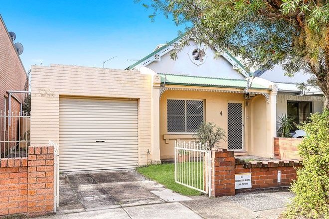 Picture of 4 Herford Street, BOTANY NSW 2019