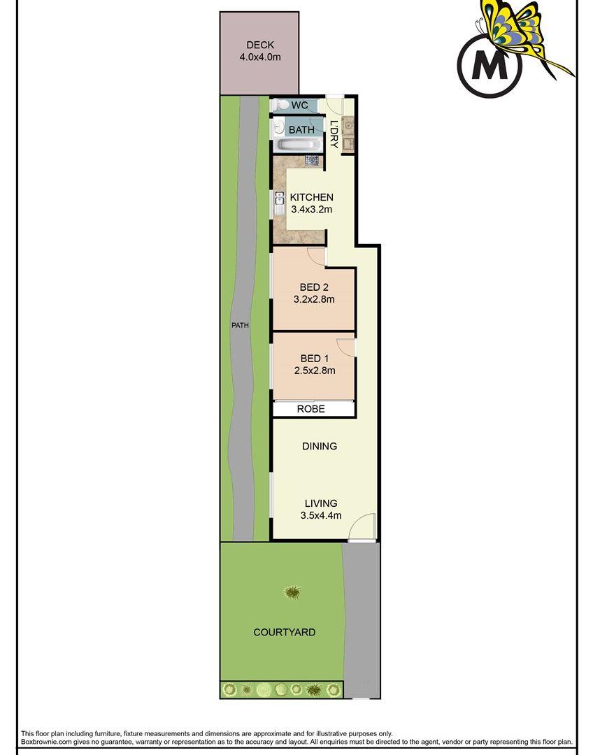 2/63 Pring Street, Hendra QLD 4011, Image 1