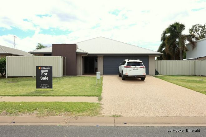 Picture of 13 Charlton Street, EMERALD QLD 4720