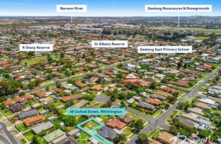 Picture of 58 Oxford Street, Whittington VIC 3219
