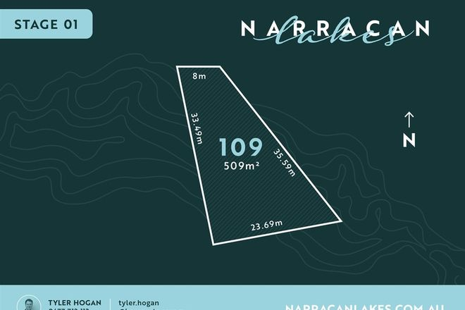 Picture of Lot 109 Narracan Lakes, NEWBOROUGH VIC 3825