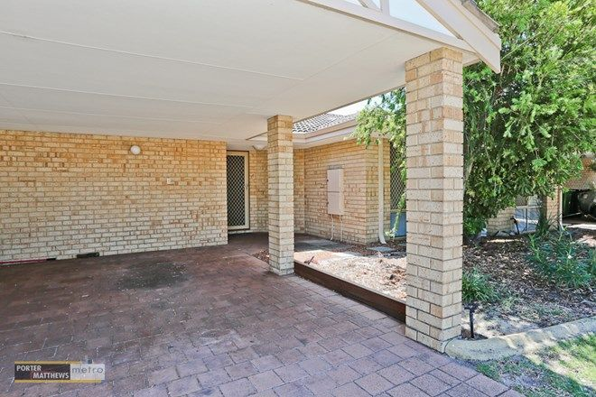 Picture of 4/1 Higgins Way, BAYSWATER WA 6053