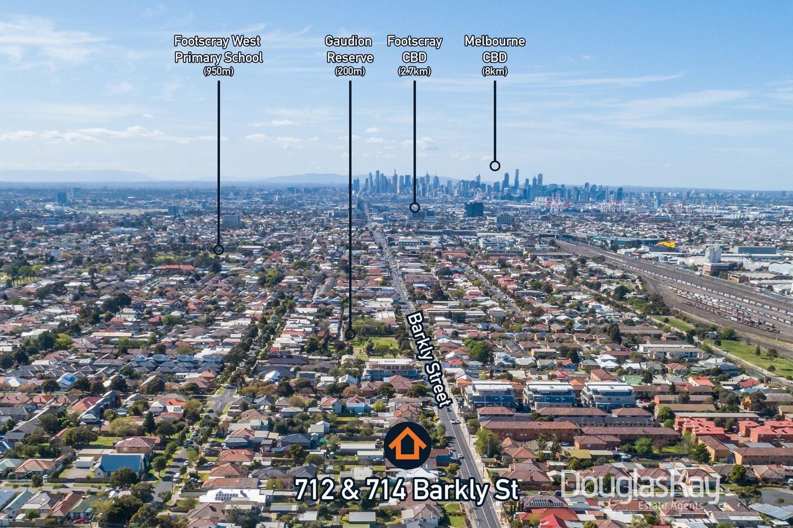 712 & 714 Barkly  Street, West Footscray VIC 3012, Image 1