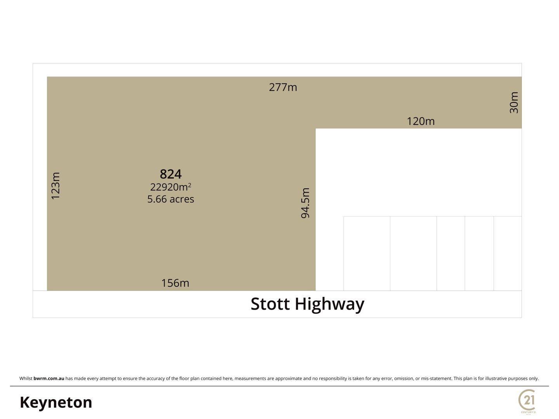 Lot 824 Keyneton Rd, Keyneton SA 5353, Image 1