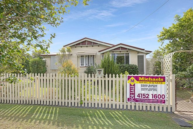 Picture of 9 May Street, WALKERVALE QLD 4670