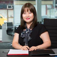 Grace Liu, Sales representative