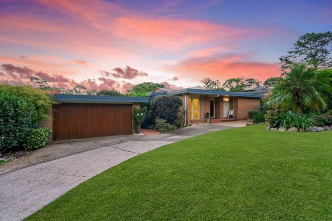 Picture of 6 Betts Place, WEST PENNANT HILLS NSW 2125