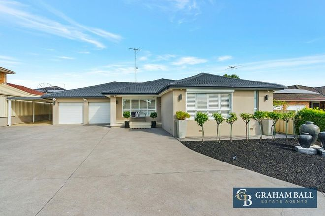 Picture of 8 Homer Place, WETHERILL PARK NSW 2164