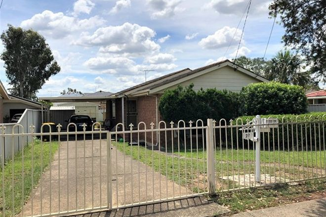 Picture of 27 Spencer Street, ROOTY HILL NSW 2766