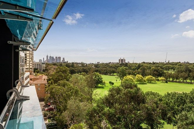 Picture of 805/505 St Kilda Road, MELBOURNE 3004 VIC 3004