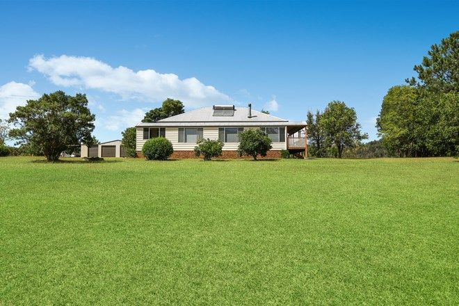 Picture of 863 Pappinbarra Road, PAPPINBARRA NSW 2446