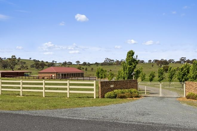Picture of 72 Monaro Station Rd, ROYALLA NSW 2620