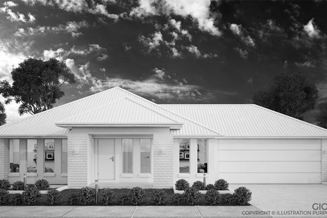 Picture of LOT 62 24 EVANDALE CIRCUIT, HAPPY VALLEY SA 5159
