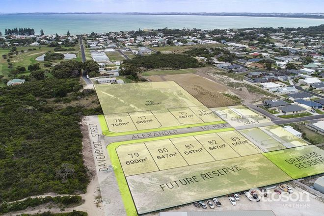 Picture of Lot 83 Alexander Tolmer Way, ROBE SA 5276