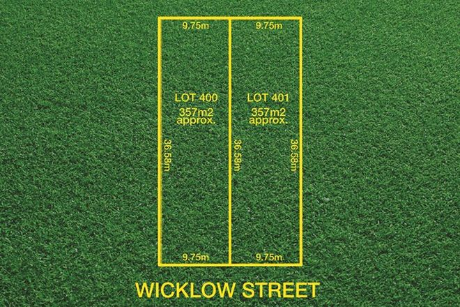 Picture of Lot 1&2/3 Wicklow Street, NORTHFIELD SA 5085