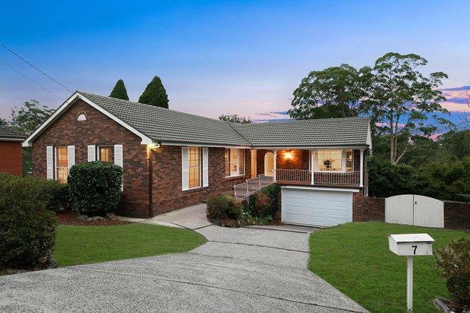 Picture of 7 Charlton Avenue, TURRAMURRA NSW 2074