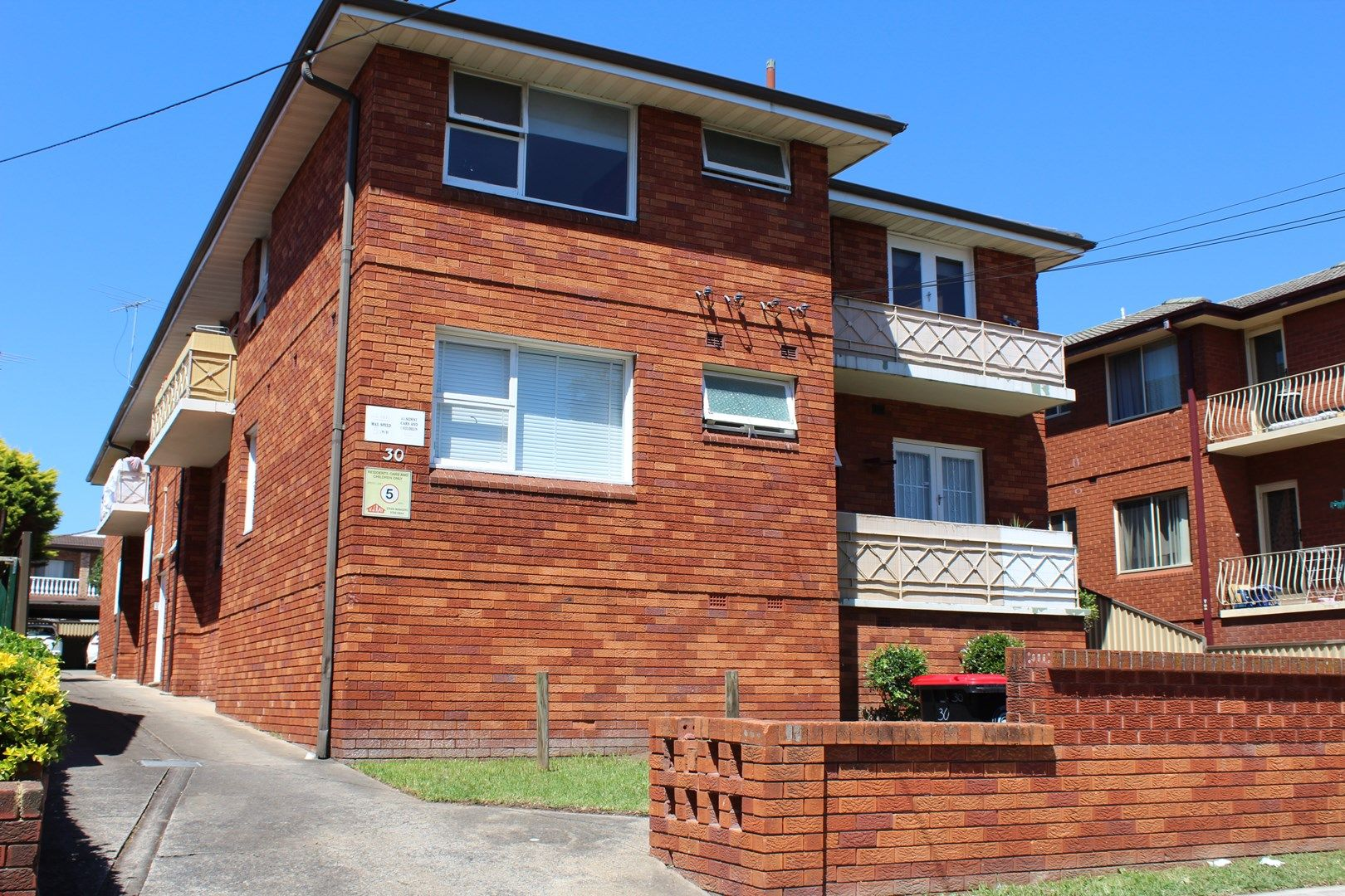 6/30 Denman Avenue, Wiley Park NSW 2195, Image 0