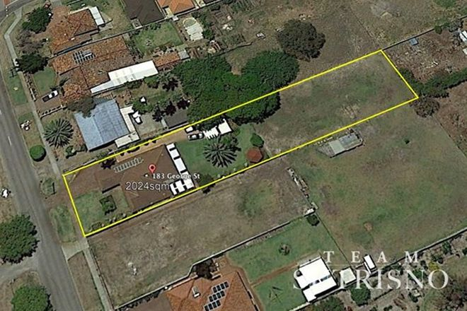 Picture of 183 George Street, QUEENS PARK WA 6107