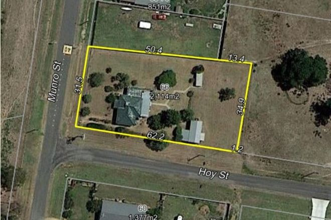 Picture of 66 Munro Street, CULCAIRN NSW 2660