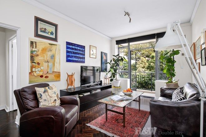 Picture of 306/109 Darling Point Road, DARLING POINT NSW 2027