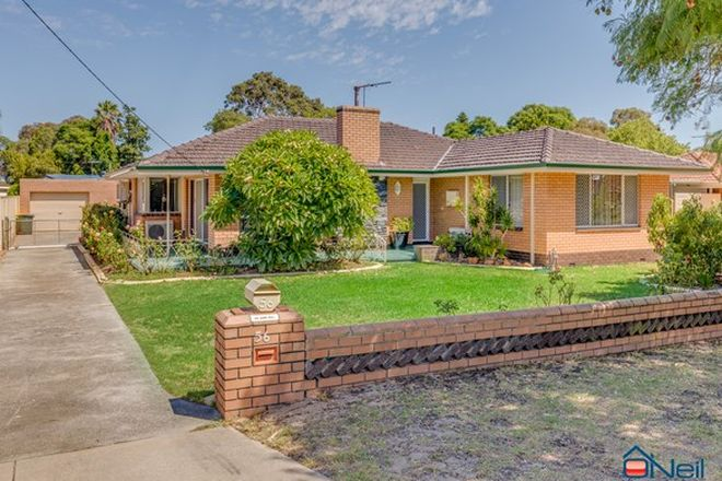 Picture of 56 Little John Road, ARMADALE WA 6112