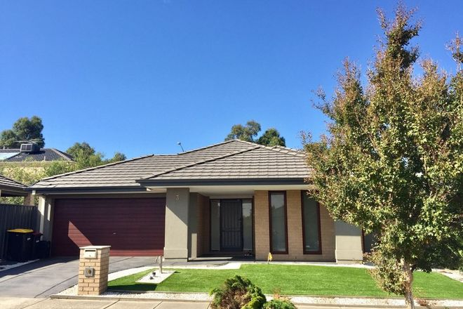 Picture of 3 Glack Way, CAROLINE SPRINGS VIC 3023
