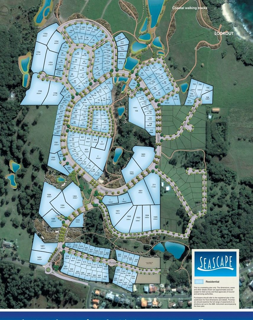 Lot 505 Red Head Rd, Red Head NSW 2430, Image 2